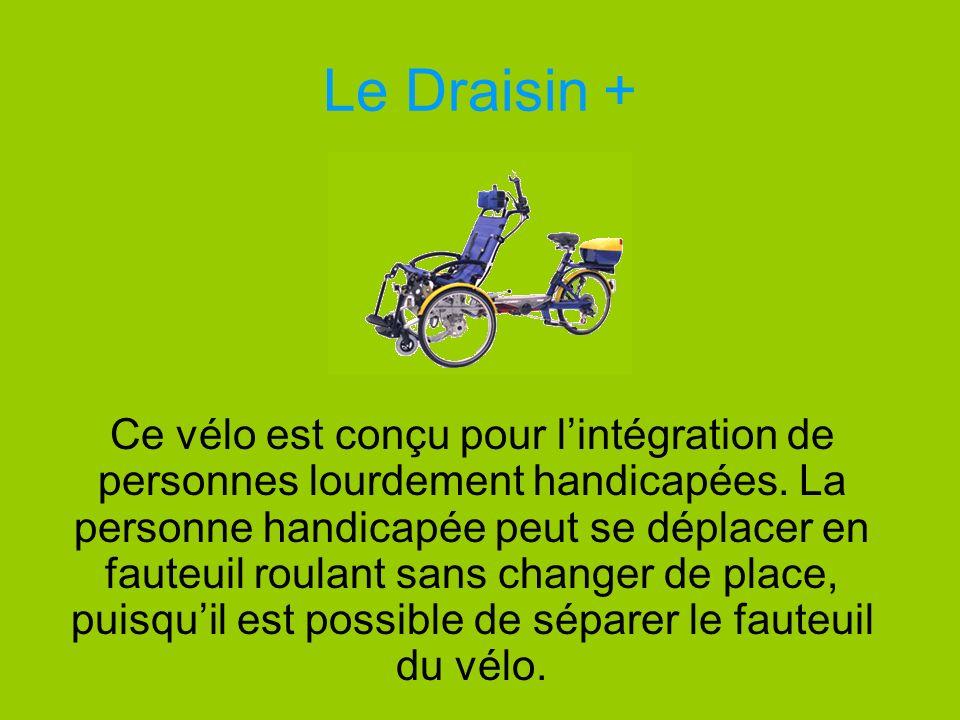 Le Draisin +