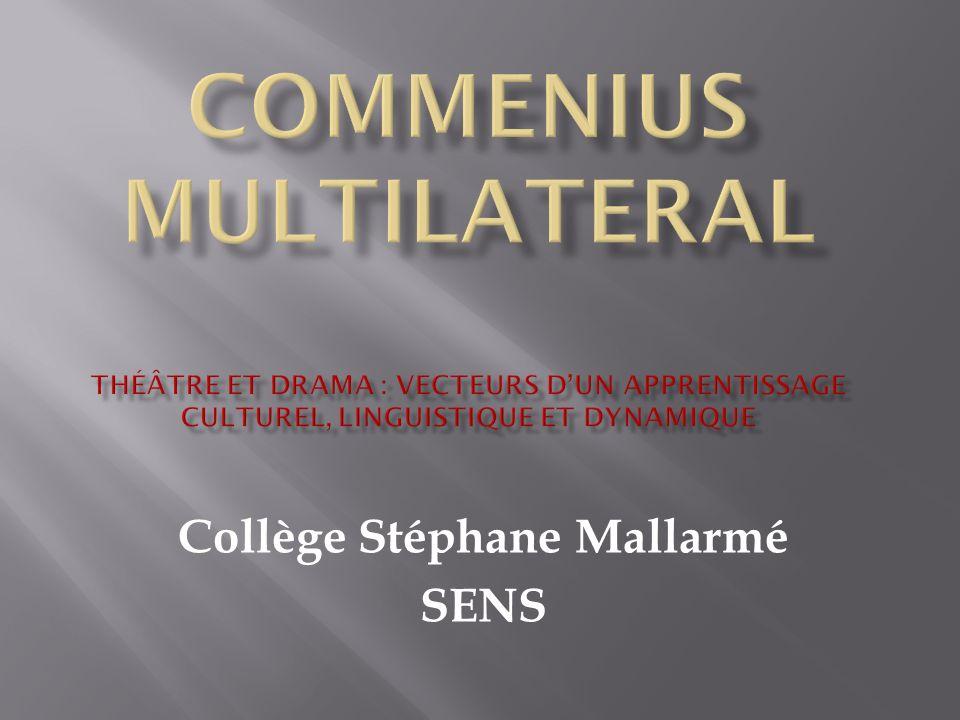 Collège Stéphane Mallarmé SENS