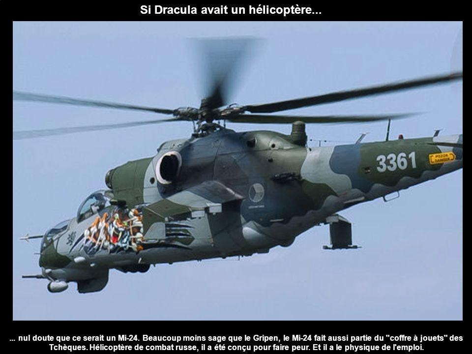 Si Dracula avait un hélicoptère...