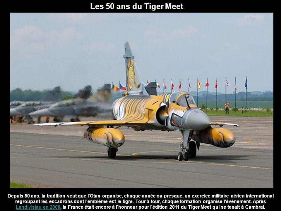 Les 50 ans du Tiger Meet