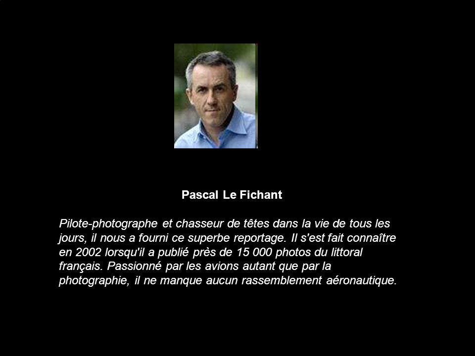 Pascal Le Fichant
