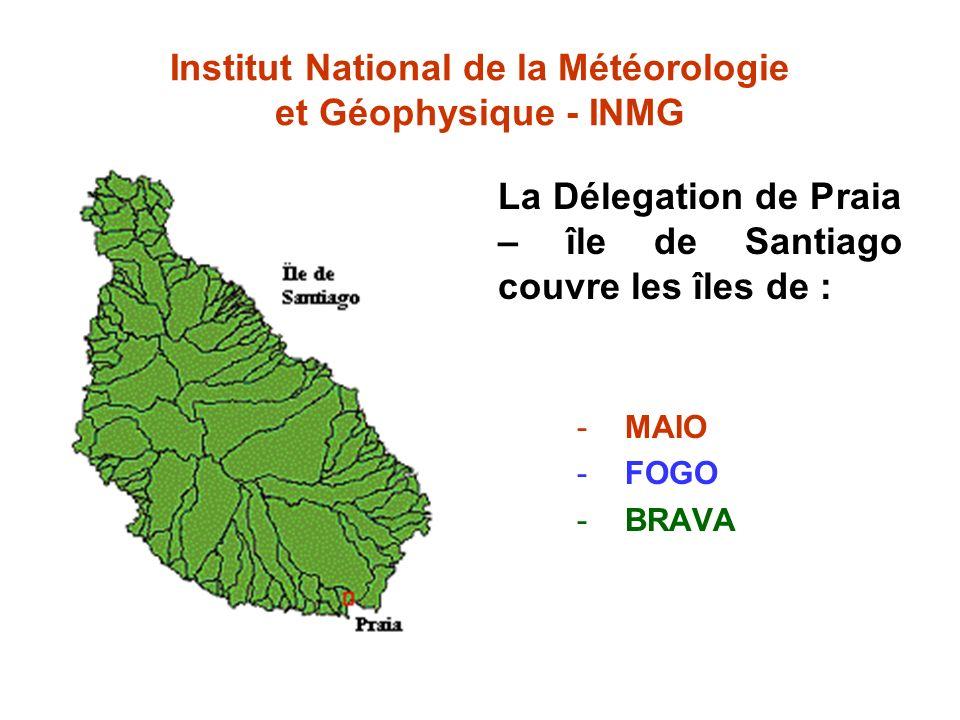 Institut National de la Météorologie et Géophysique - INMG