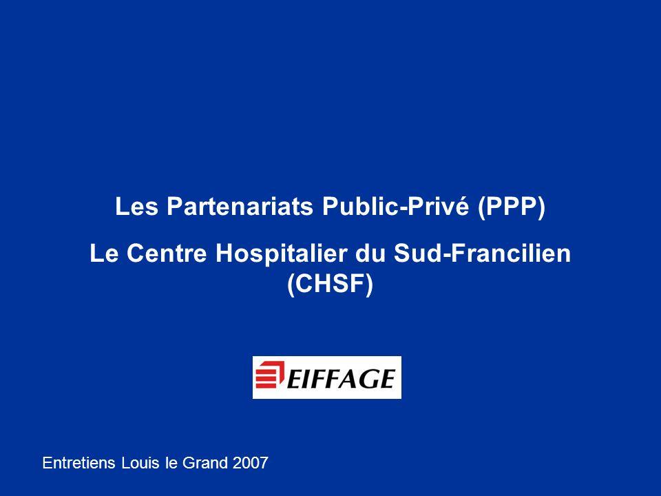 Les Partenariats Public-Privé (PPP)