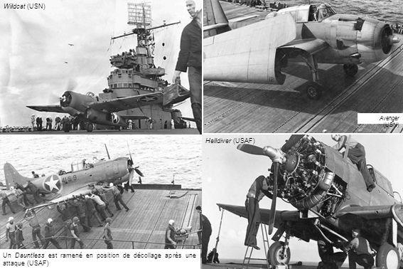 Wildcat (USN) Helldiver (USAF)