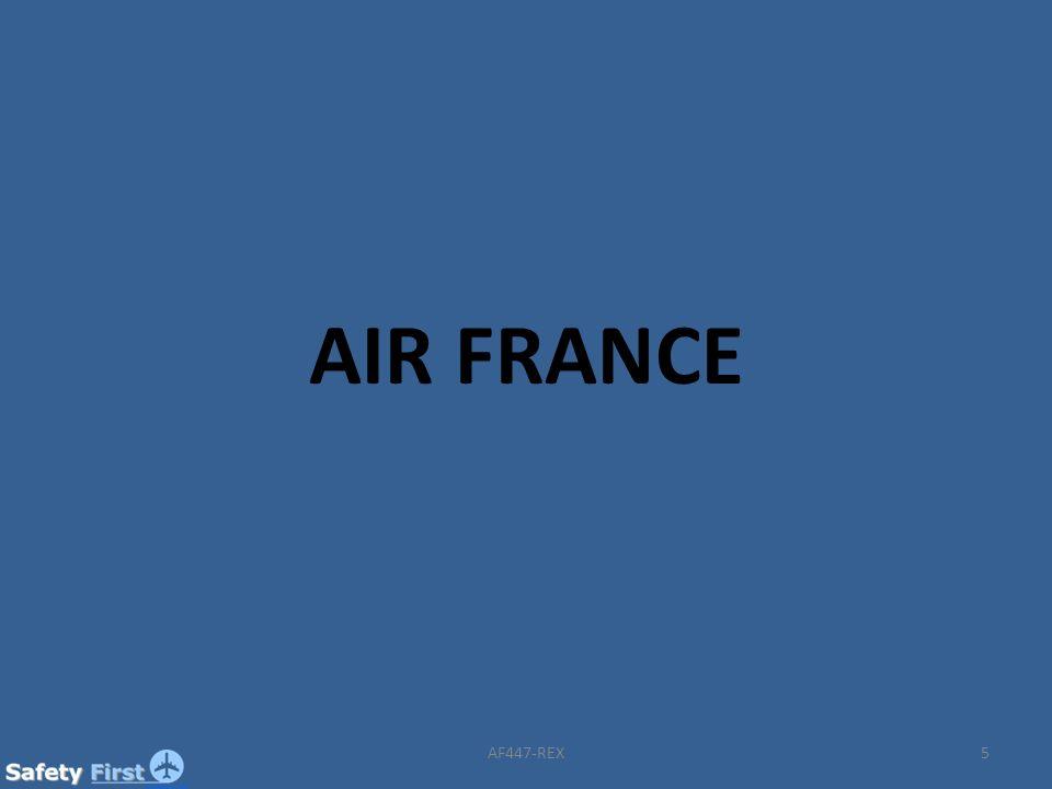 AIR FRANCE AF447-REX
