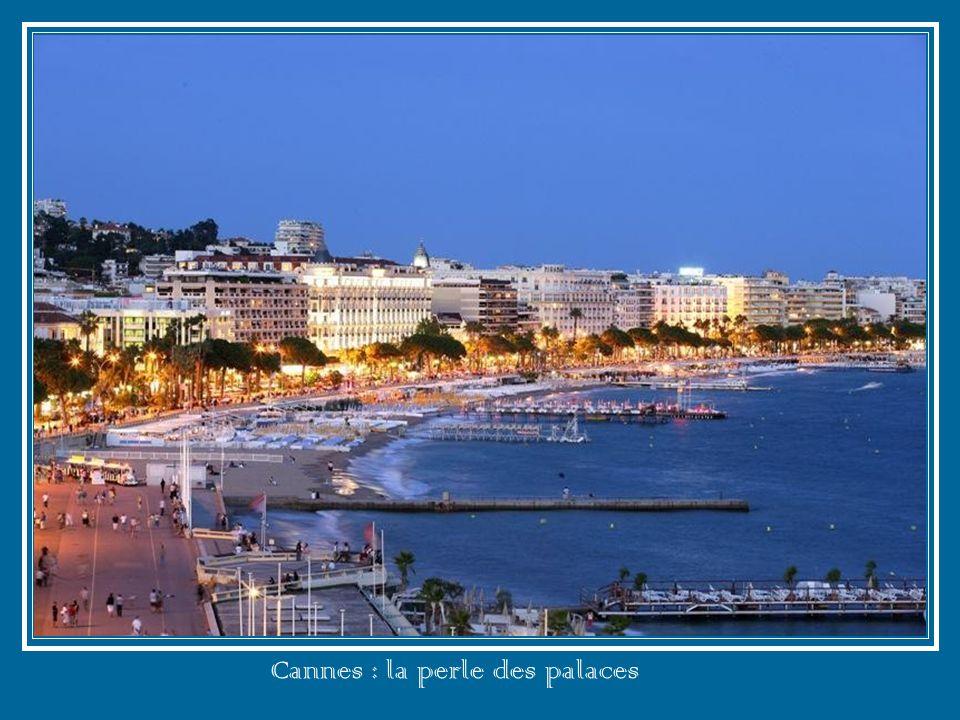 Cannes : la perle des palaces