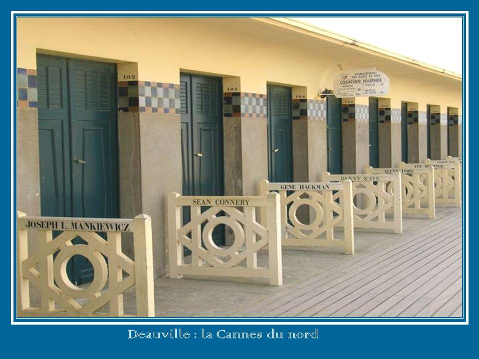 Deauville : la Cannes du nord