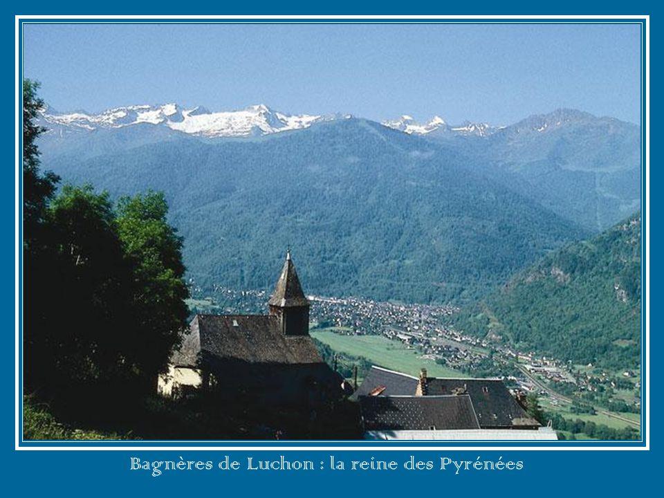 Bagnères de Luchon : la reine des Pyrénées