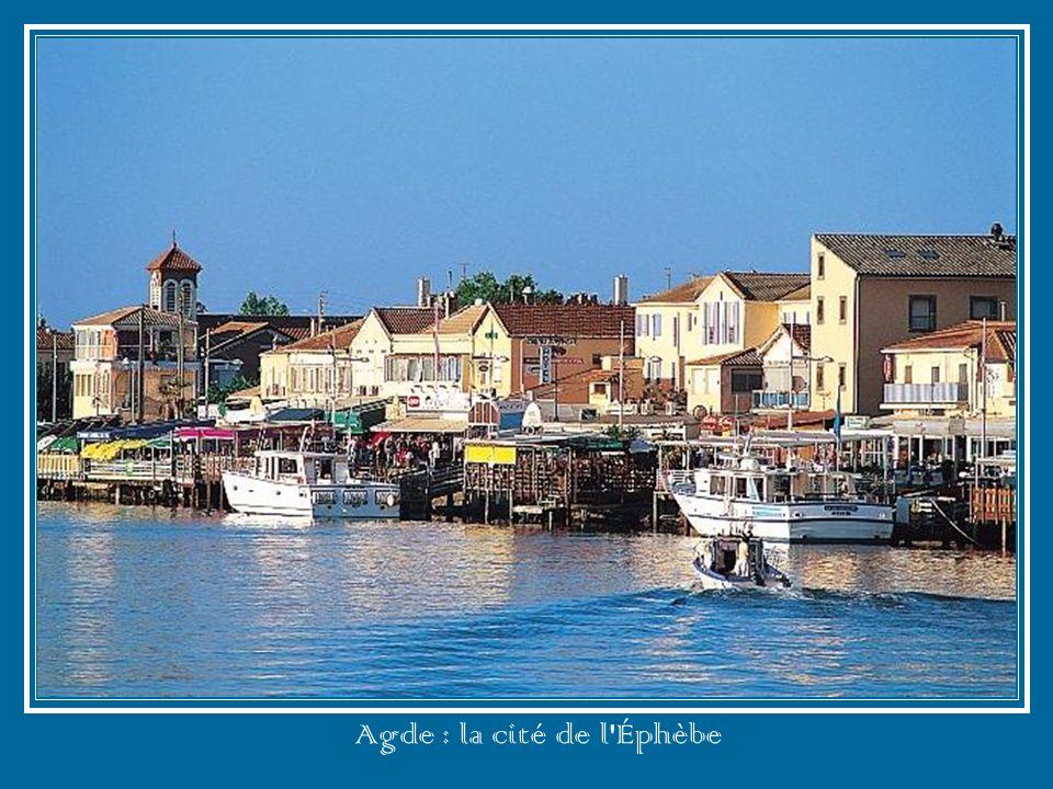 Agde : la cité de l Éphèbe
