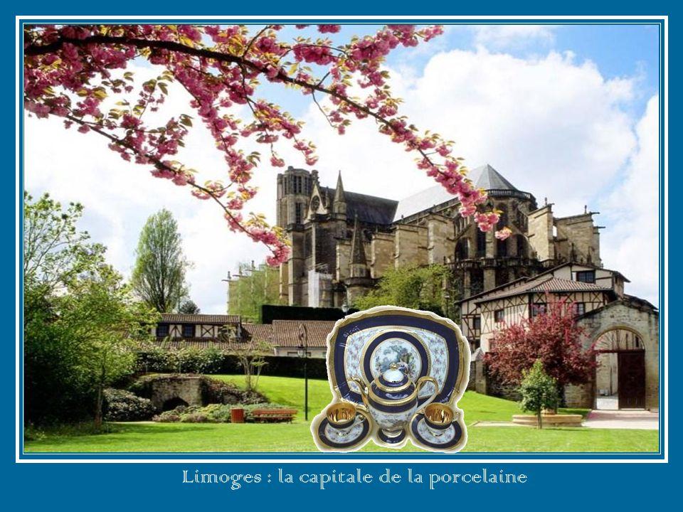 Limoges : la capitale de la porcelaine