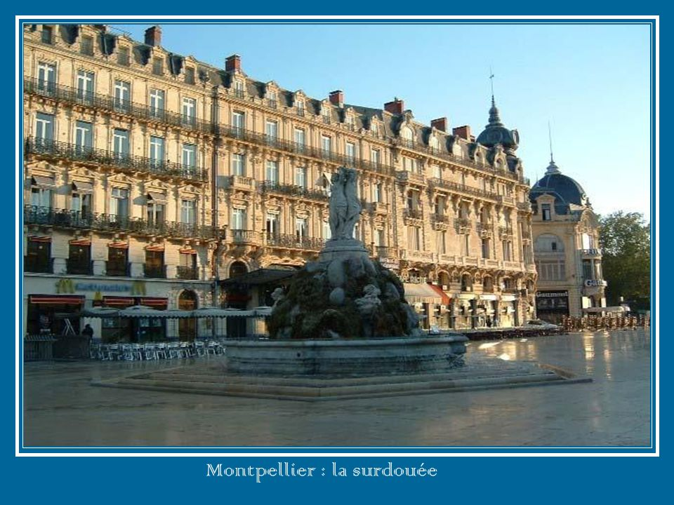 Montpellier : la surdouée