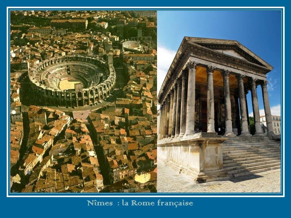 Nîmes : la Rome française