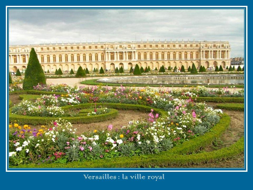 Versailles : la ville royal