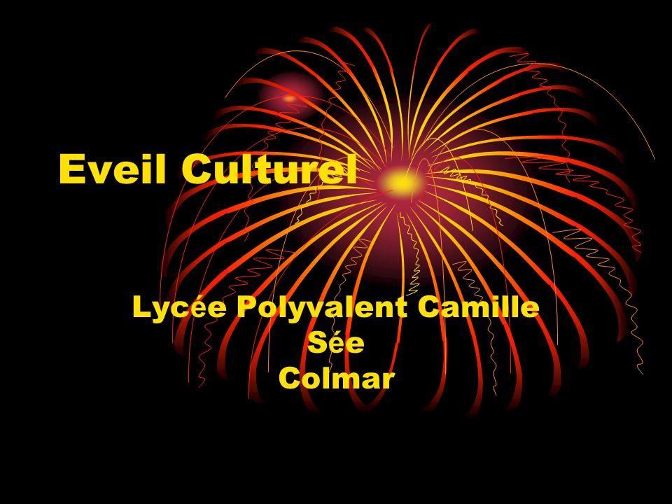 Lycée Polyvalent Camille Sée Colmar