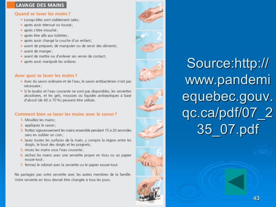 Source:http://www.pandemiequebec.gouv.qc.ca/pdf/07_235_07.pdf