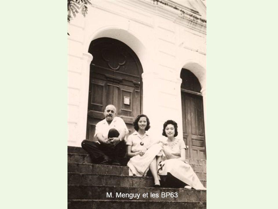 M. Menguy et les BP63