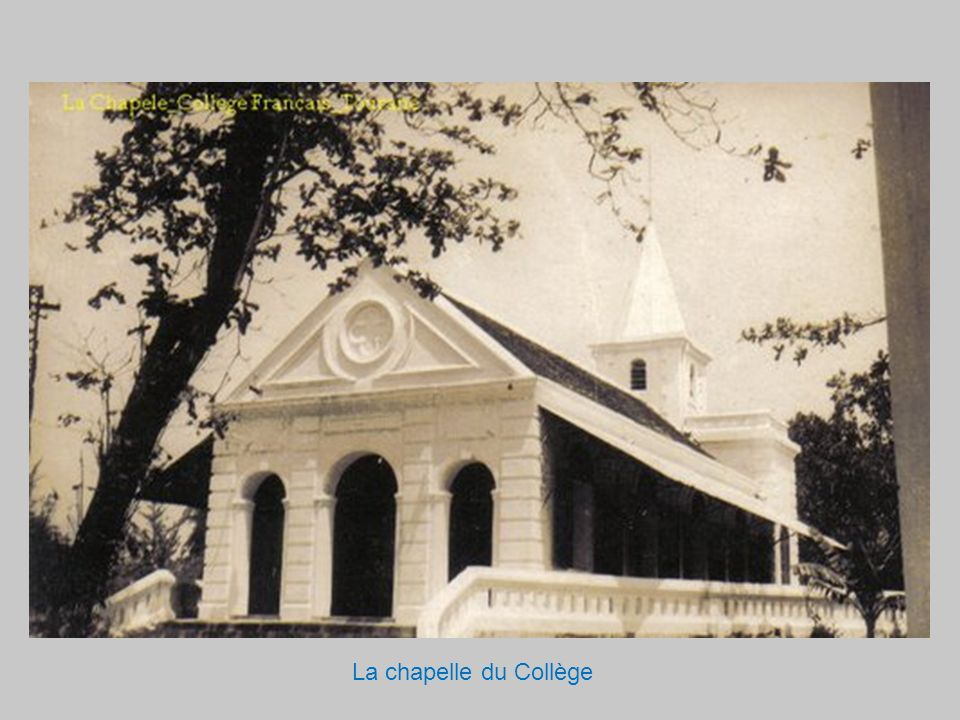 La chapelle du Collège