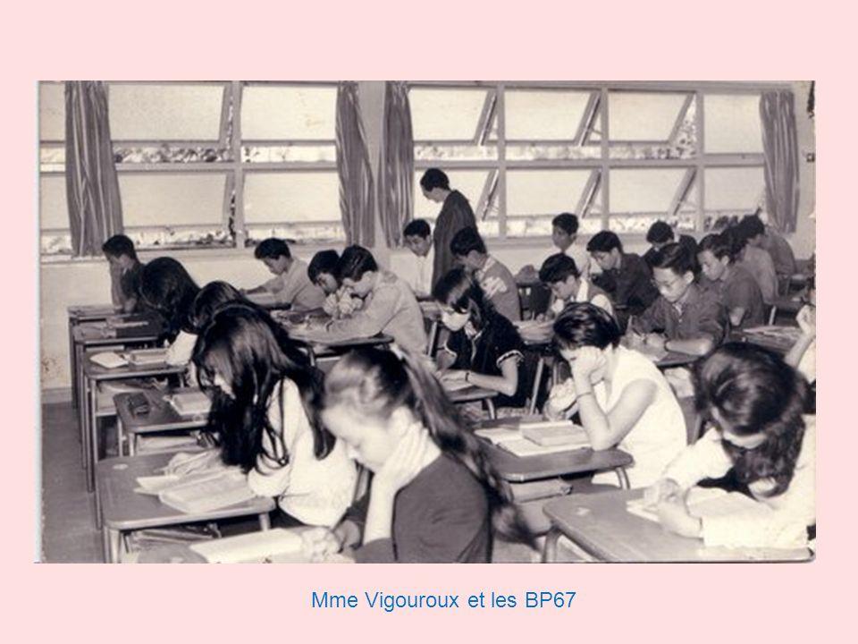 Mme Vigouroux et les BP67