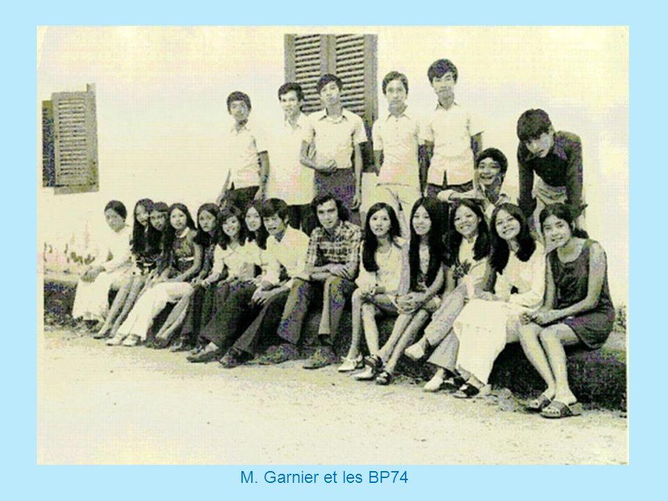 M. Garnier et les BP74