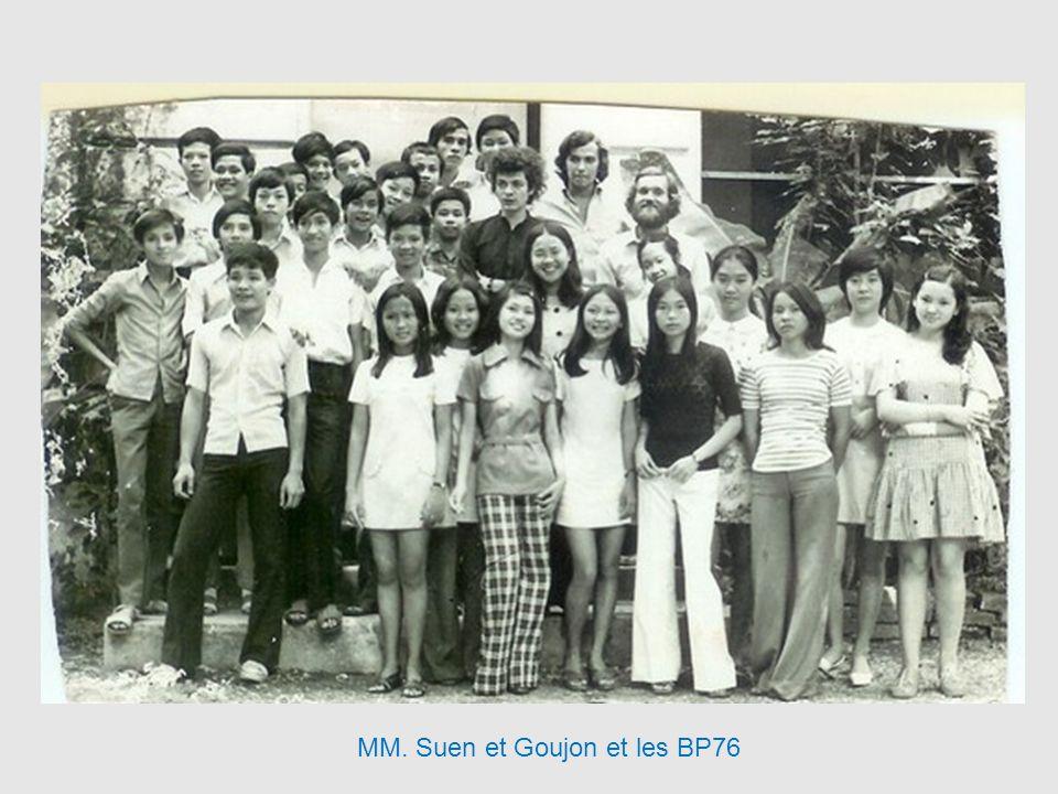 MM. Suen et Goujon et les BP76