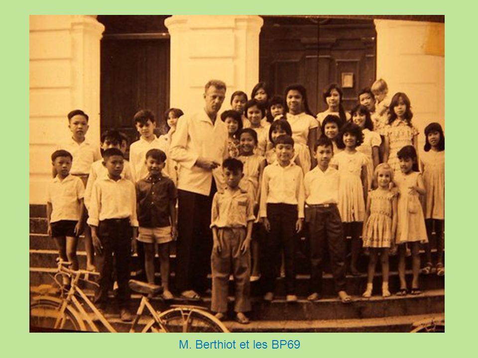 M. Berthiot et les BP69