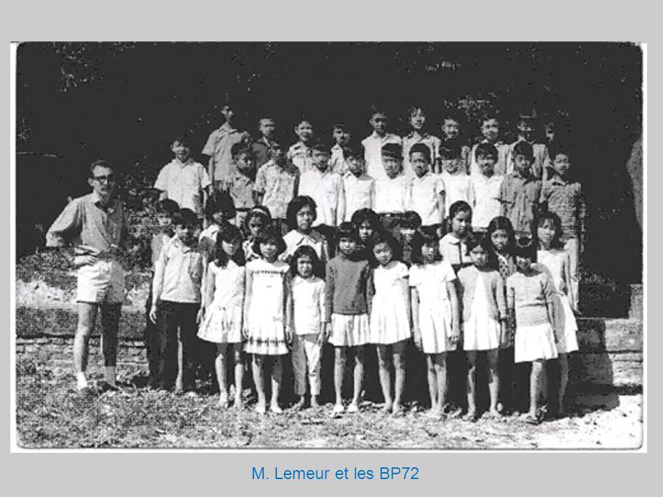 M. Lemeur et les BP72