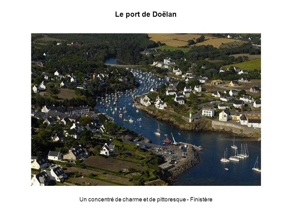 Un concentré de charme et de pittoresque - Finistère
