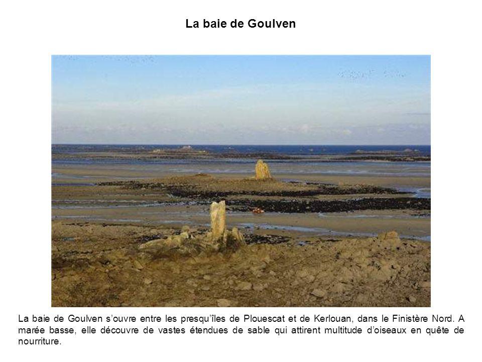 La baie de Goulven
