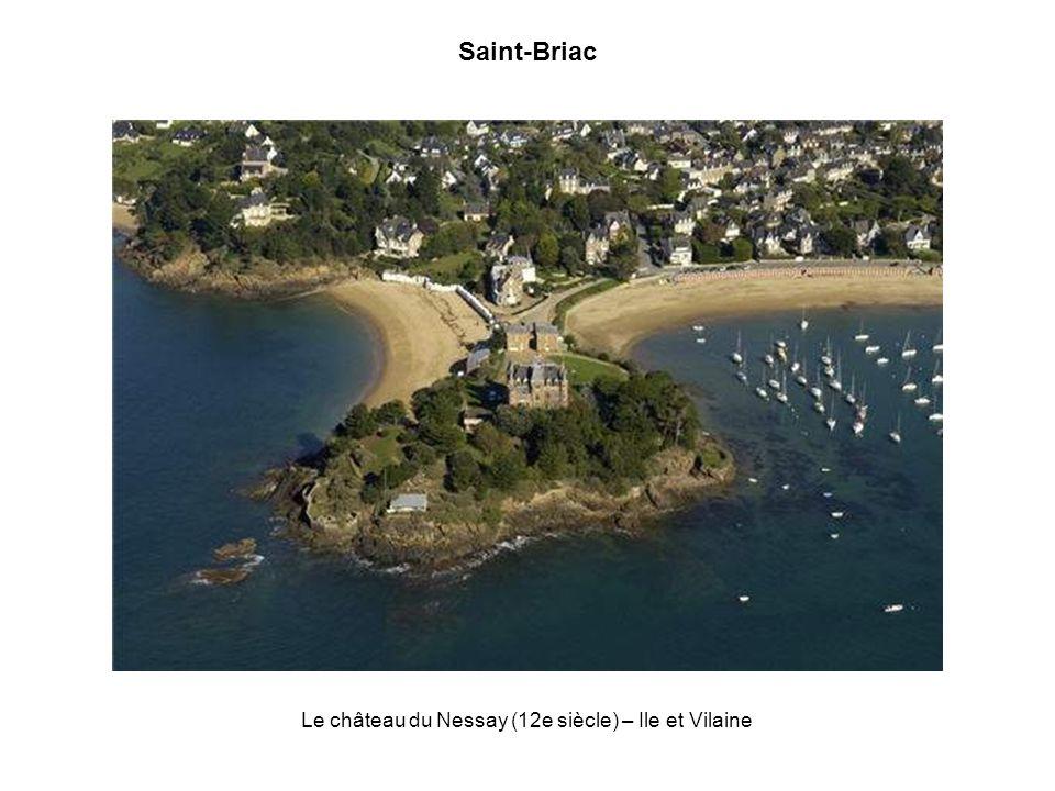 Le château du Nessay (12e siècle) – Ile et Vilaine
