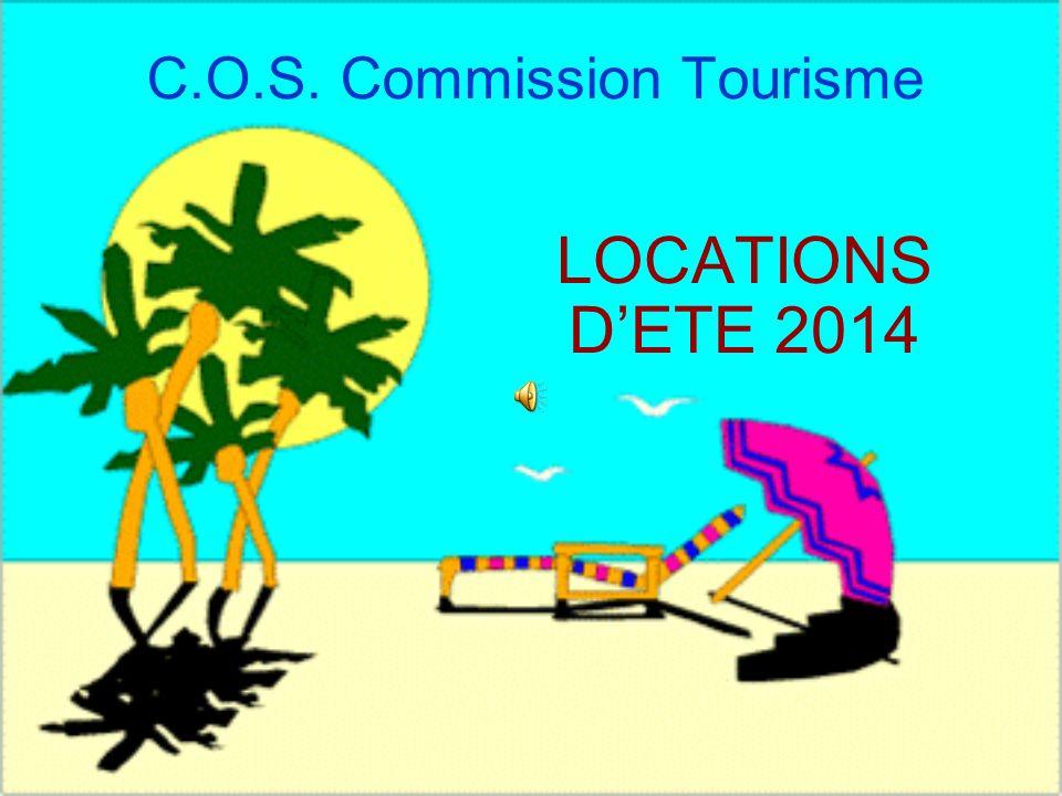 C.O.S. Commission Tourisme