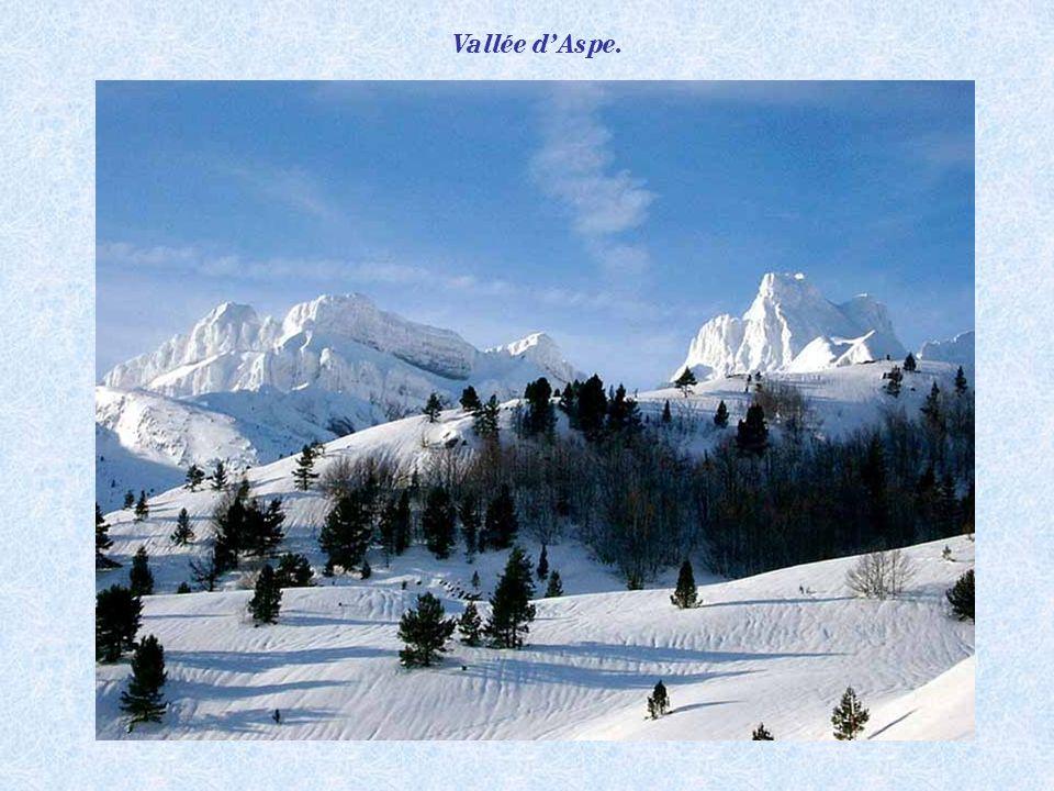 Vallée d'Aspe.