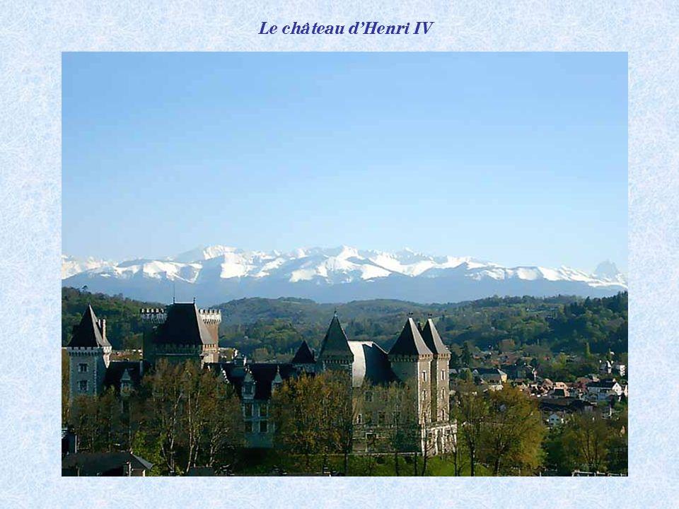 Le château d'Henri IV