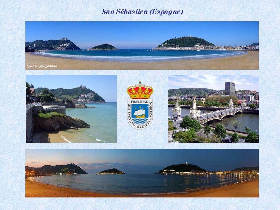 San Sébastien (Espagne)