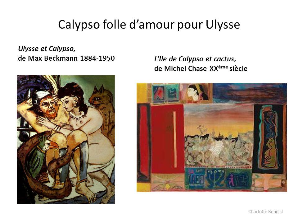 Calypso folle d'amour pour Ulysse