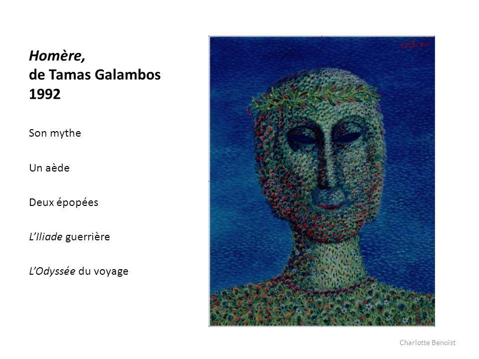 Homère, de Tamas Galambos 1992