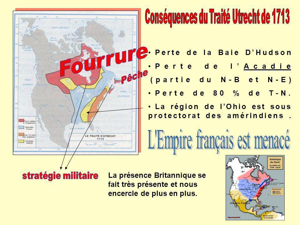 L Empire français est menacé