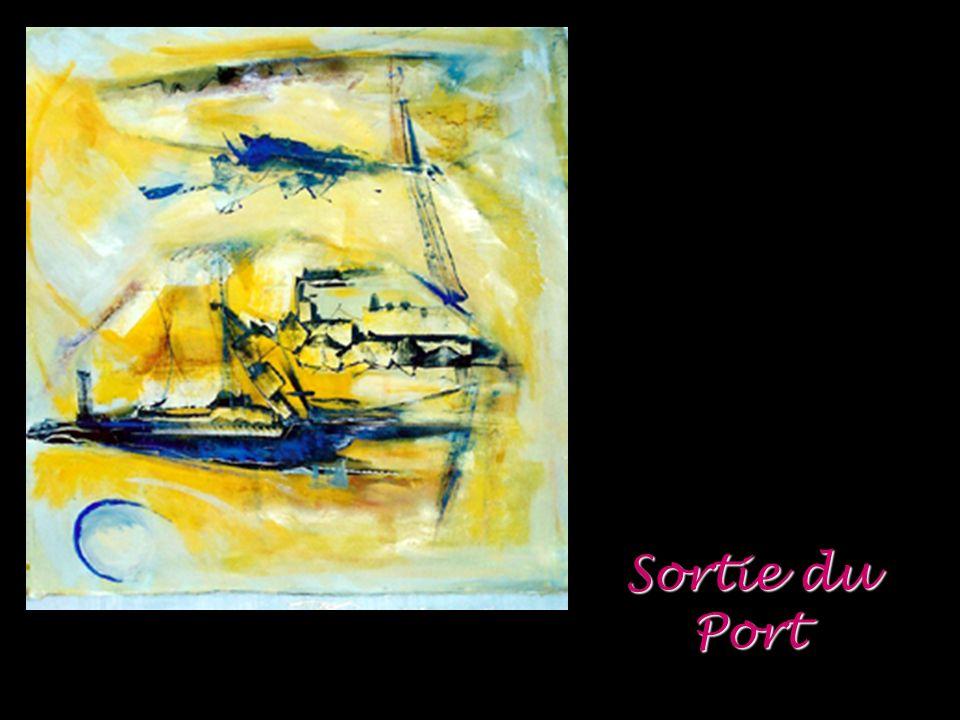 Sortie du Port