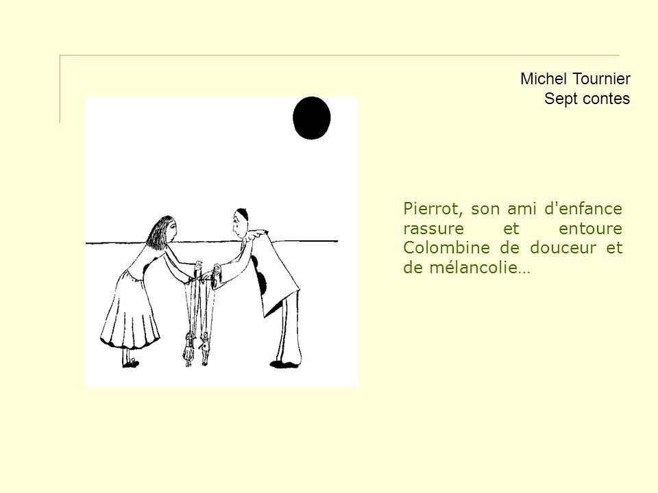 Michel Tournier Sept contes.