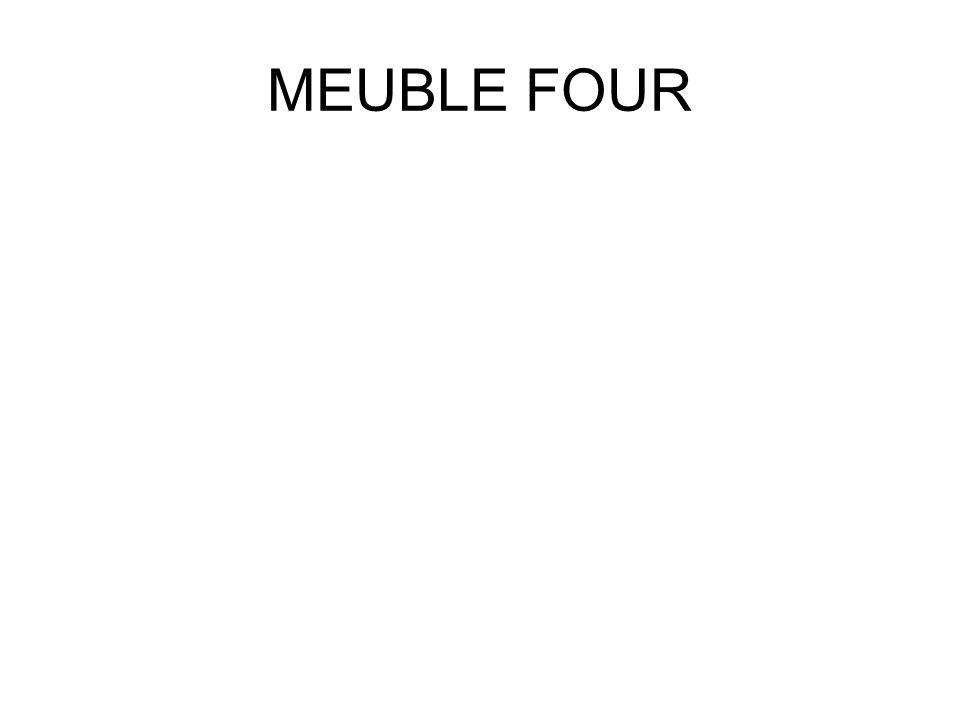 MEUBLE FOUR