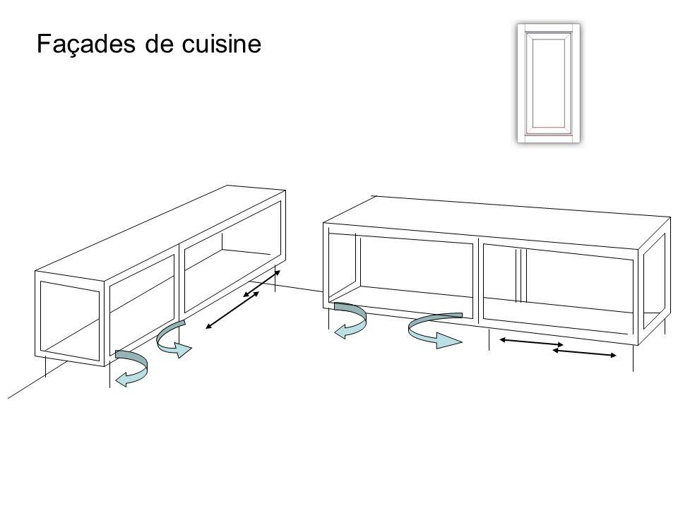 Façades de cuisine