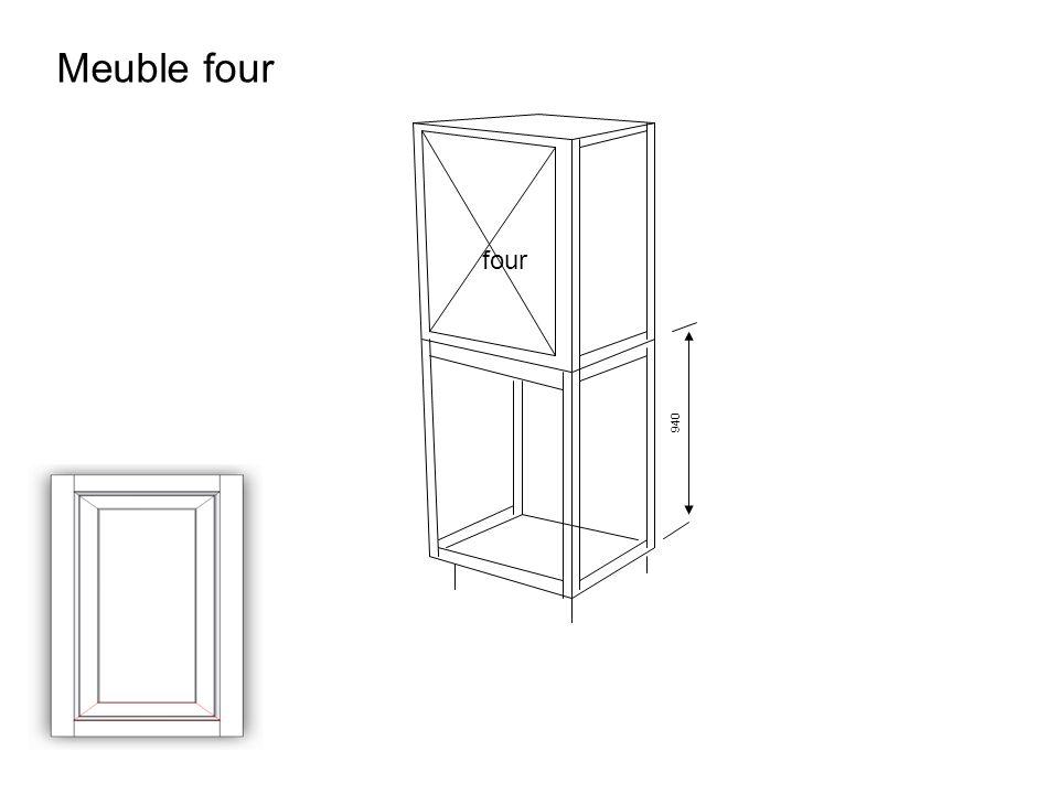 Meuble four four 940