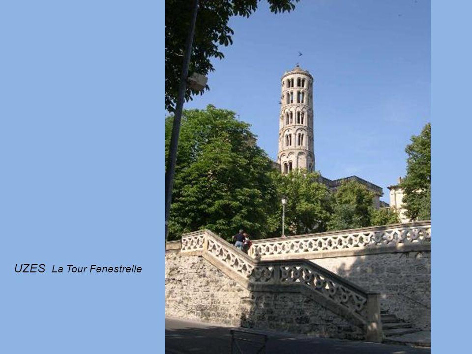UZES La Tour Fenestrelle