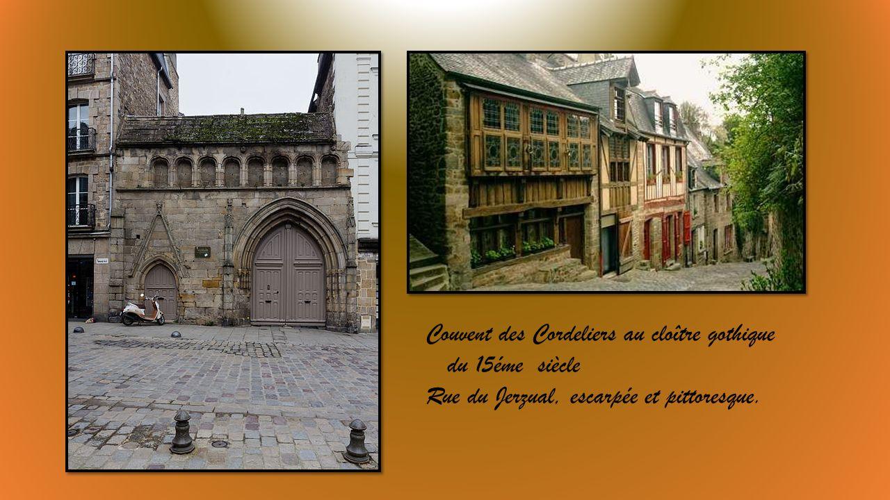 Couvent des Cordeliers au cloître gothique