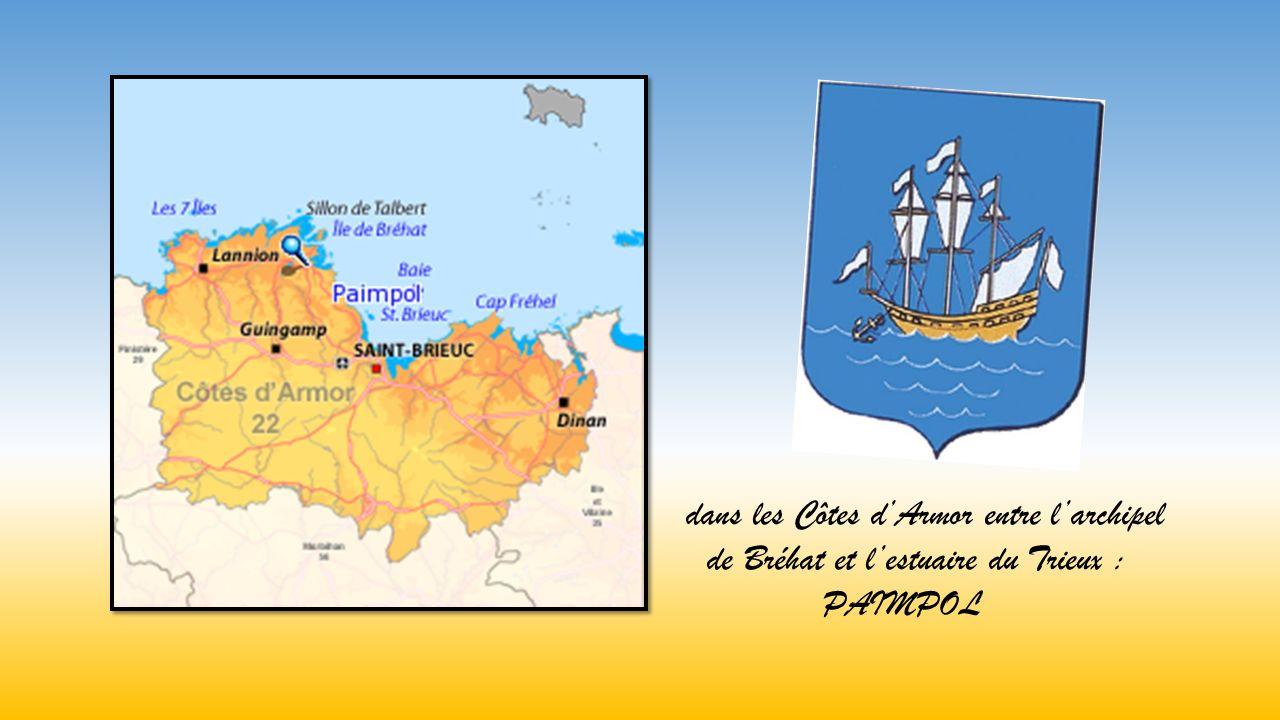 dans les Côtes d'Armor entre l'archipel