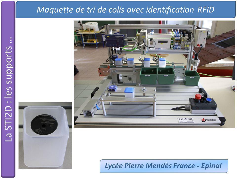 Lycée Pierre Mendès France - Epinal