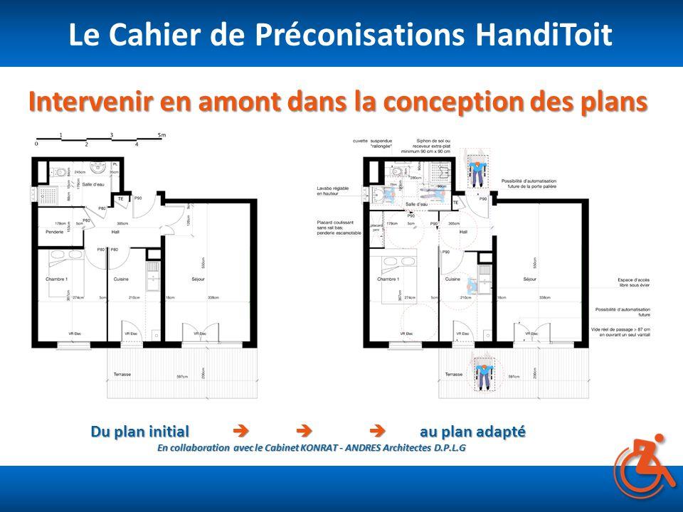 Le Cahier de Préconisations HandiToit
