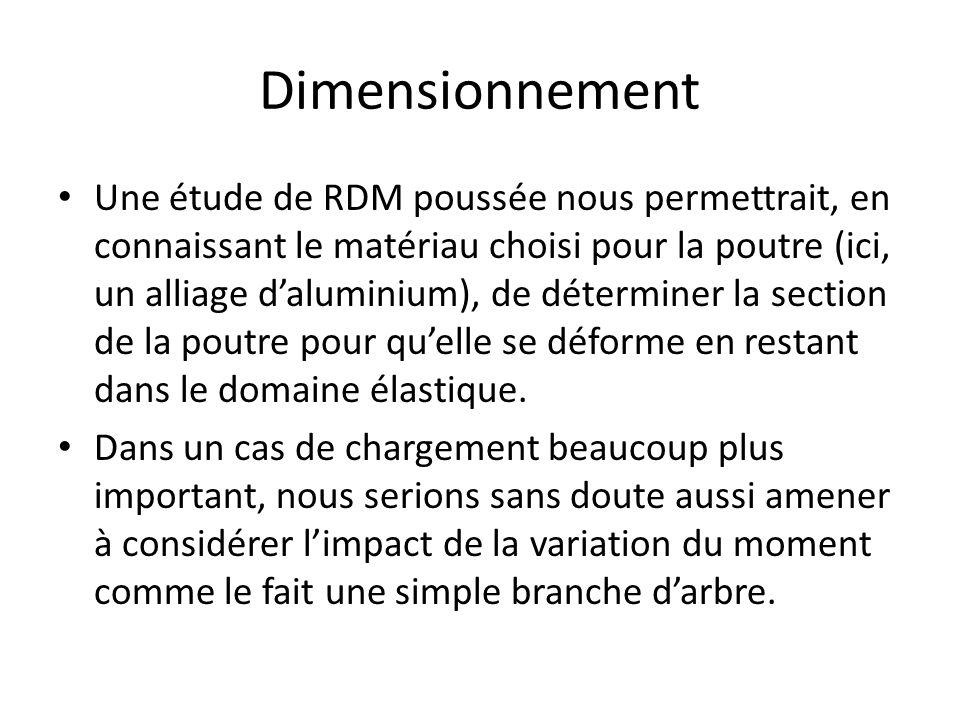 Dimensionnement