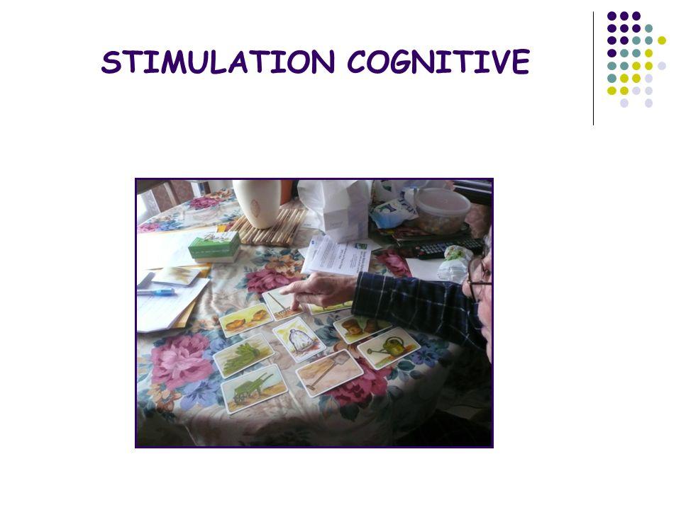 STIMULATION COGNITIVE