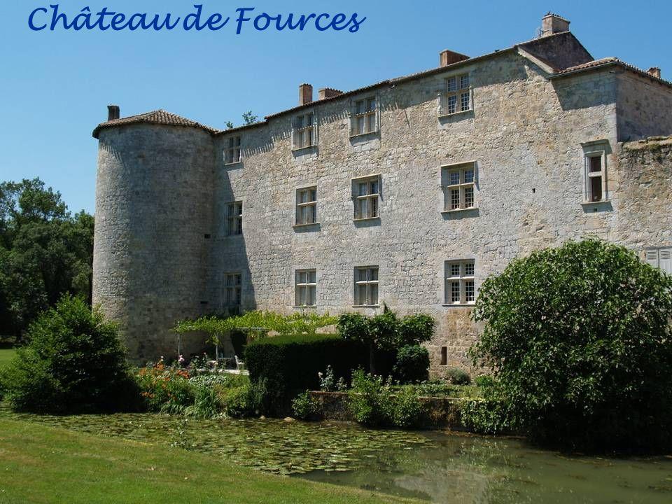 Château de Fources