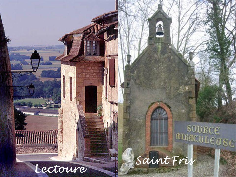 Saint Fris Lectoure